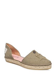city hike espadrillo - CARGO GREEN