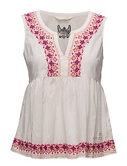 oh mine s/l top - SOFT ROSE