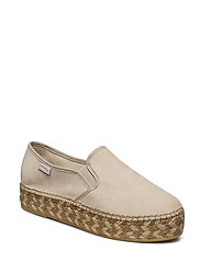 stepper espadrillo - SAND