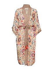 blossom beach kimono - ORCHID PINK