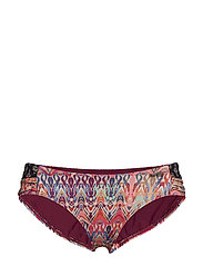 mystic bikini bottom - AZALEA PINK