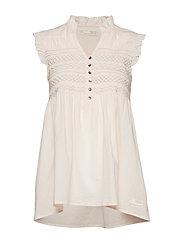 swag blossom blouse - SOFT ROSE