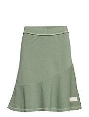sweep away skirt - CARGO GREEN