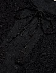 ODD MOLLY - Artful Dress - korte kjoler - almost black - 2