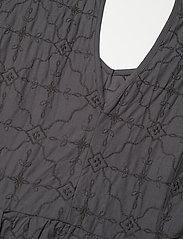 ODD MOLLY - Latrice Dress - sommerkjoler - asphalt - 5