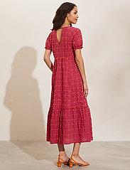 ODD MOLLY - Latrice Dress - sommerkjoler - bright fuschia - 3