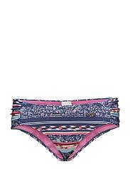 swell sensation bikini bottom - OCEAN BLUE