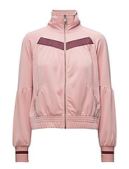 rose run jacket - BRIDAL ROSE