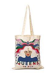 molly QOP tote - LIGHT BISCOTTI