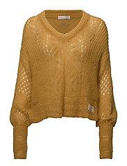 smashing sweater - OCHRE