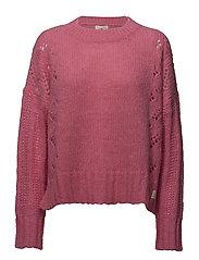 upbeat sweater - CONFETTI