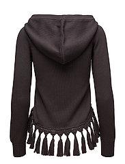 like bomb hood sweater