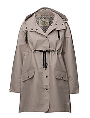 free range rainjacket - SHELL