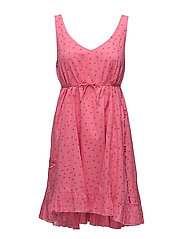 devotion dress - HOT PINK