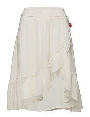 love crush skirt - OFFWHITE
