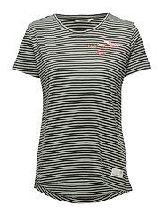 sparkle t-shirt - MULTI