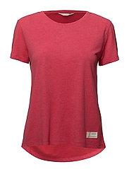 sparkle t-shirt - SASSY RED
