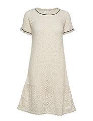 good gracious dress - LIGHT PORCELAIN