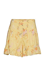 marvelously free shorts - VINTAGE YELLOW
