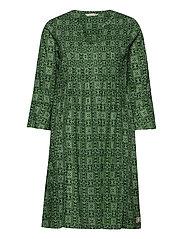 Soul Of Sunshine Dress - GREEN JADE