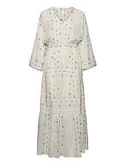 Alexia Dress - LIGHT PORCELAIN