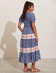 ODD MOLLY - Jovena Dress - sommerkjoler - summer blue - 3