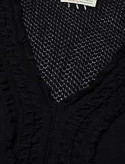 ODD MOLLY - Adora Dress - sommerkjoler - black - 4
