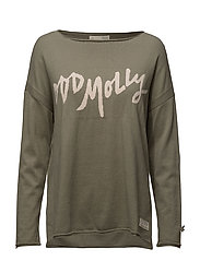 hey baby pullover - FADED CARGO