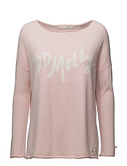 hey baby pullover - PINK