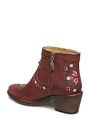 drop dead dazzling low boot