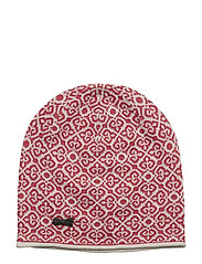 lovely beanie - POWER PINK