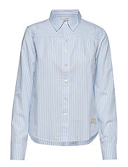 duet shirt - LIGHT BLUE