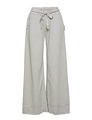 back swag pant - GREY MELANGE