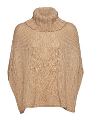 Significant Other Poncho - SOFT CAMEL