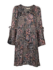 Extravaganca Tunic - WALNUT BROWN