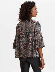 ODD MOLLY - Extravaganca Blouse - blouses à manches longues - walnut brown - 3