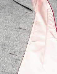 ODD MOLLY - Lengthy Beaut Coat - manteaux en laine - light grey melange - 6