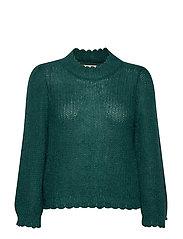 Savage Sweater - BLUE CORAL