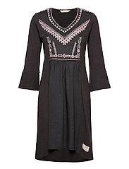 Doris Dress - ASPHALT