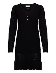 Maureen Dress - ALMOST BLACK