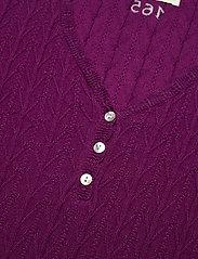 ODD MOLLY - Maureen Dress - sommerkjoler - blackberry bliss - 4