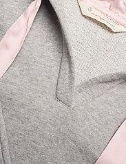 ODD MOLLY - Paulina Hood Sweater - pulls à capuche - light grey melange - 4
