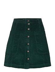 Maya Skirt - MIDNIGHT GREEN
