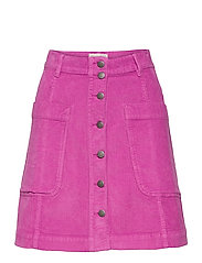 Maya Skirt - PINK DAHLIA