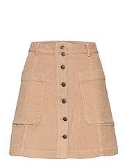 Maya Skirt - SOFT TAUPE