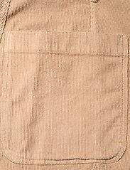 ODD MOLLY - Maya Skirt - korte nederdele - soft taupe - 4