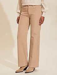 ODD MOLLY - Maya Pants - bukser - soft taupe - 0