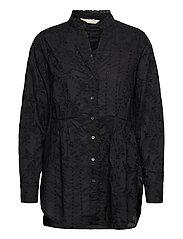 Vivian Shirt - ALMOST BLACK