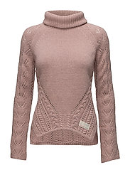 ballroom sweater - PINK POWDER