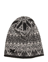 fling beanie - ALMOST BLACK